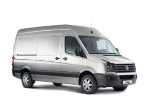 VW Crafter Courier Van